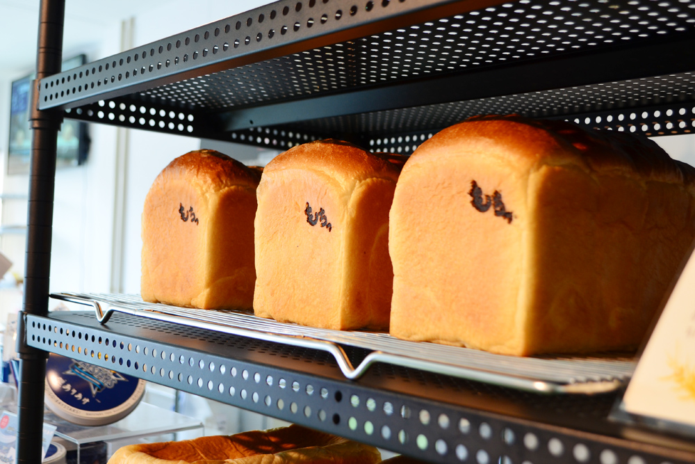 ありあけマルシェ 食パンもちもち