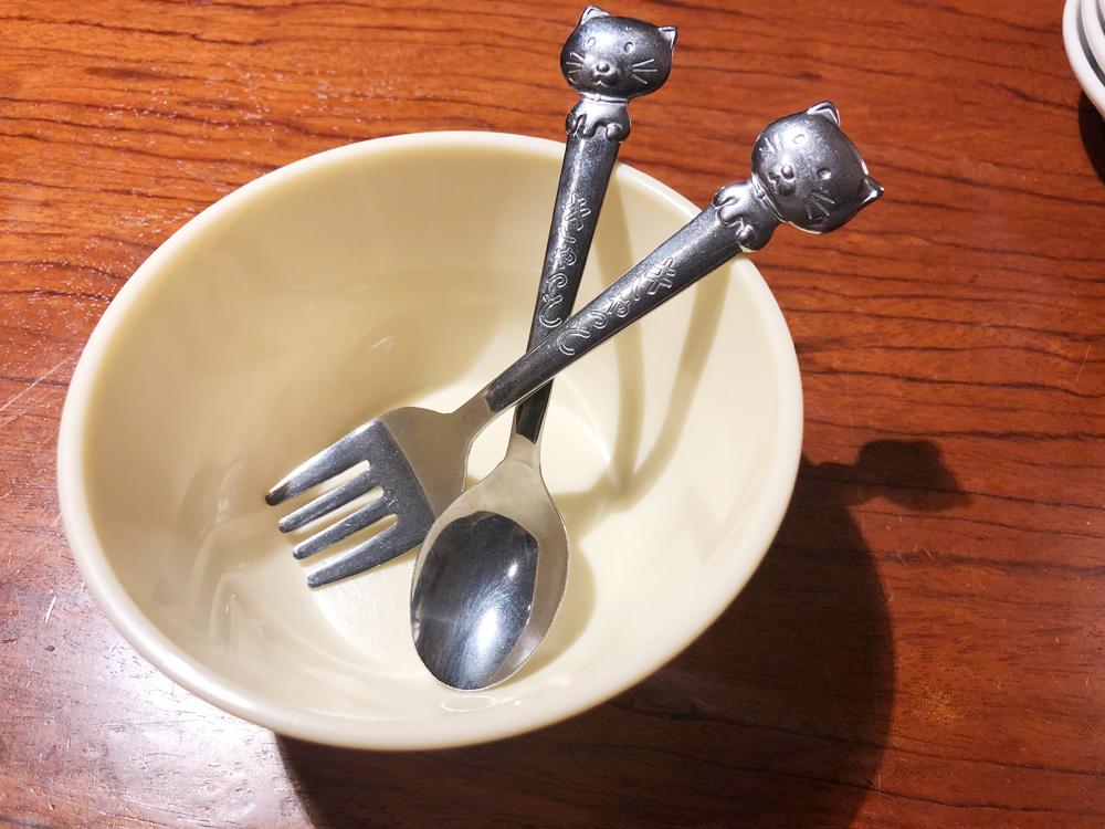 東京餃子軒 子供食器
