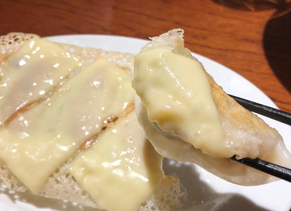 東京餃子軒 チーズ餃子